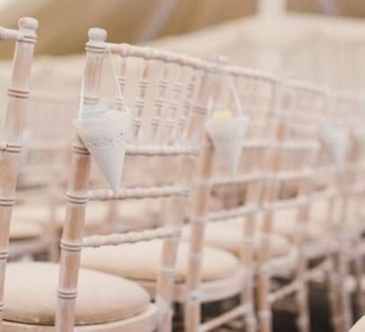 Bambukinė kėdė