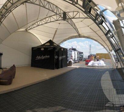 Rola-Track plastikinės grindys