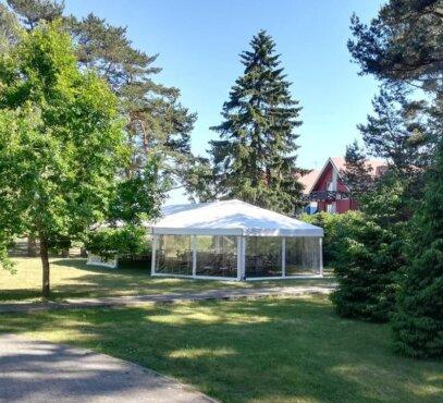 Modulinių palapinių bei baldų nuoma visoje Lietuvoje