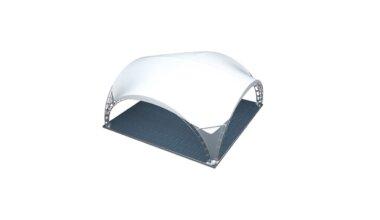Arkinė palapinė Dune 10x10 (1)